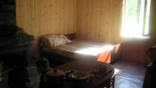 Усадьба на берегу реки РОСЬ!! Гостевая комната с камином !