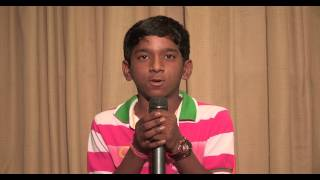 Junior Ajay's Introduction #Exclusive