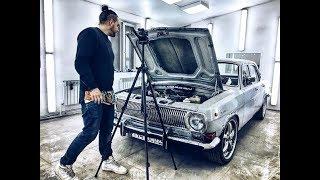 Pobeda Team Garage / ОБЗОР 5-литровой ГАЗ 24 (проект #ВолгаЗмзV8инжектор) / Часть 1