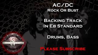 AC/DC - Rock Or Bust - Backing Track