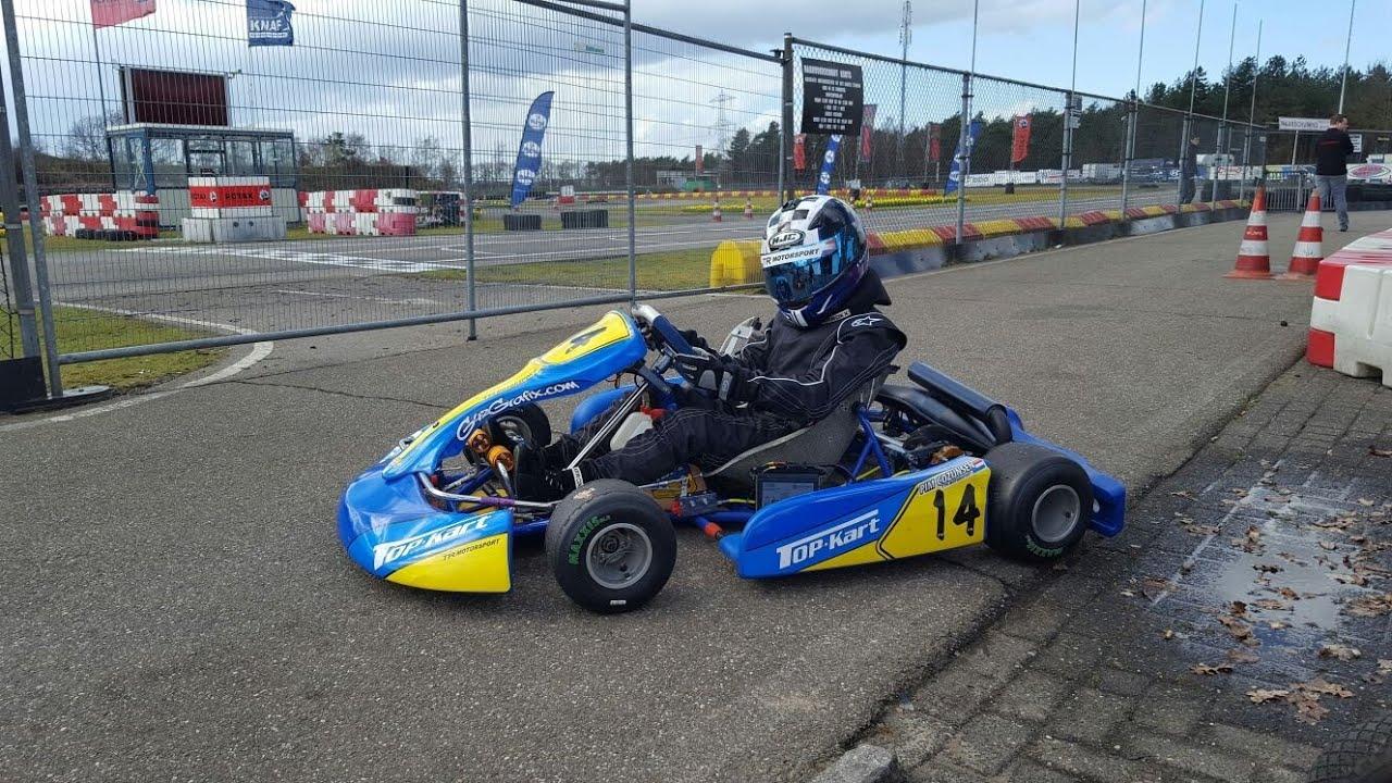 Karting Berghem Rotax Max Junior Kart Videos Youtube