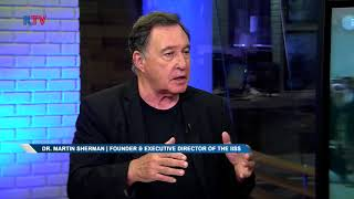 Dr. Martin Sherman, Founder & Executive Director of the IISS -  Aug. 19, 2018