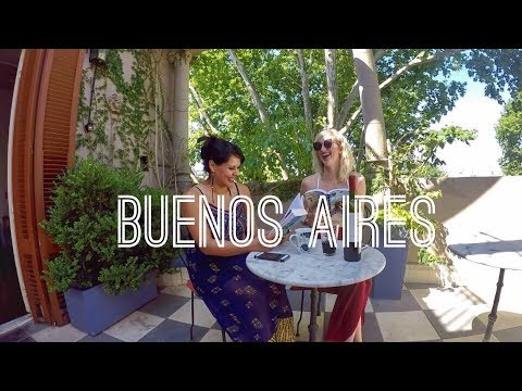 Buenos Aires Thanksgiving Girl's Trip 2016