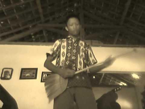 Melody Canon Rock versi dangdut - Gitaris koplak lucu