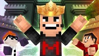 Drunk Minecraft #52 | MARKIPLIER LAND