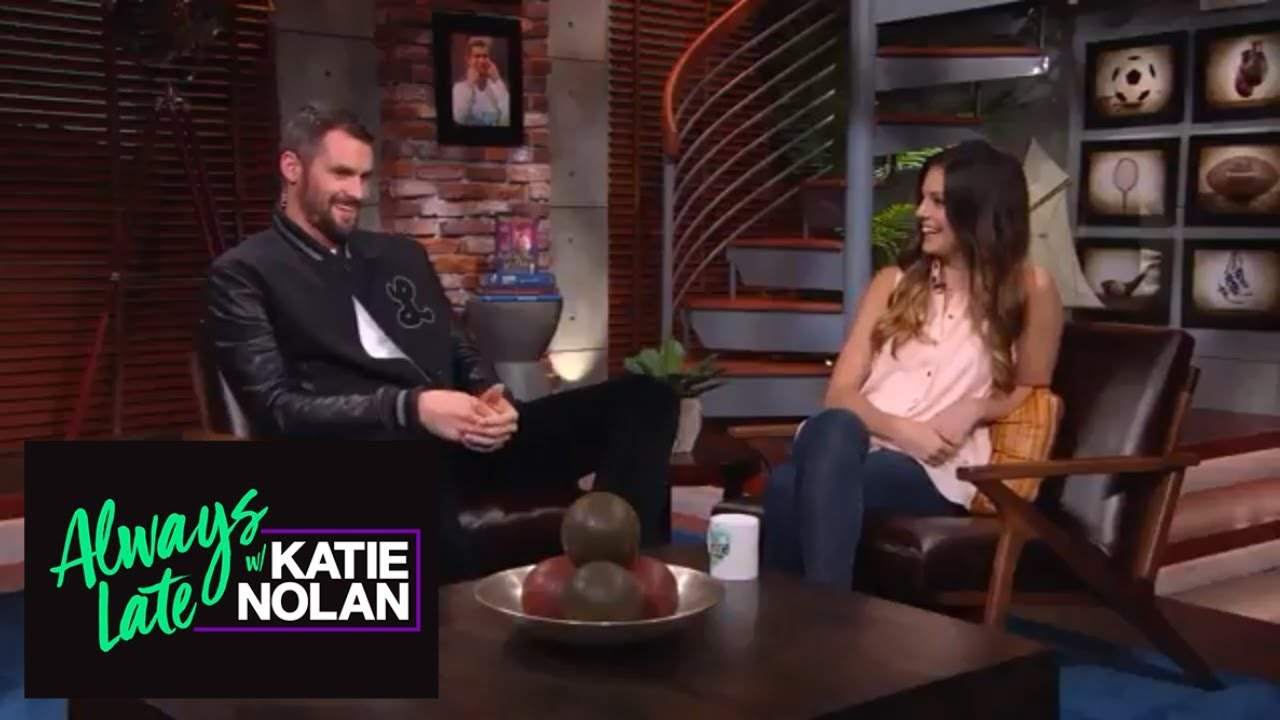 Loveline With Katie Nolan Kevin Love Always Late With Katie Nolan Espn Youtube Actress katie kimmel shot to fame after people recognize her as television show host jimmy kimmel's daughter. loveline with katie nolan kevin love always late with katie nolan espn