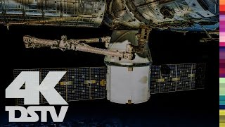 THE INTERNATIONAL SPACE STATION | 4K ULTRA HD SPACE VIDEO