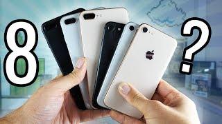 Test iPhone 8 : l'iPhone inutile ?