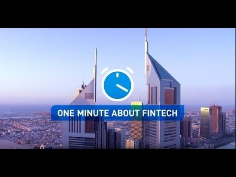How Dubai Is At The Centre Of A FinTech Revolution