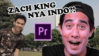 DIBILANG ZACH KING INDONESIA SAMA NETIZEN?! (TUTORIAL)