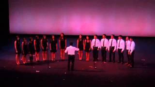 UCI VCN 2014 VSA Choir 2014