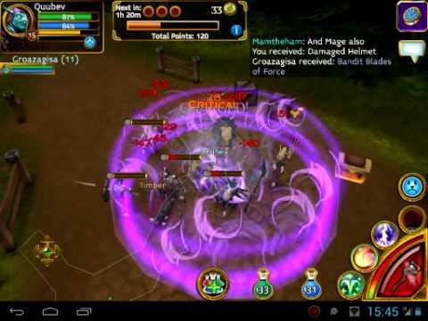 Обзор игры Arcane Legend.