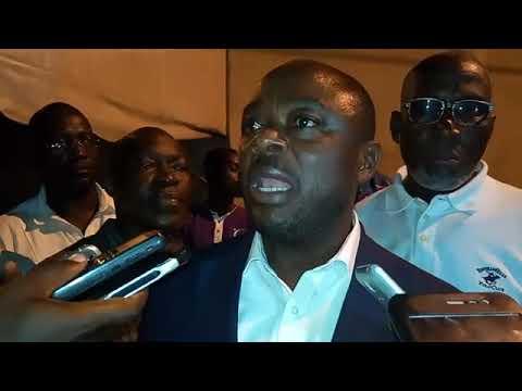 Port-Bouet : Le Dr Emmou  monte au créneau après l'annulation des élections municipales