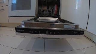 ч.1. Bosch- ремонт крепления дверцы посудомоечной машины