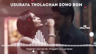 Usuraya tholachan || album song || BĞM || IN DB CREATION plz subscribe 👇