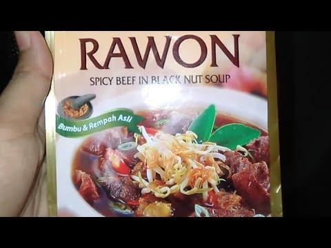 Masak Rawon Dengan Bumbu Indofood