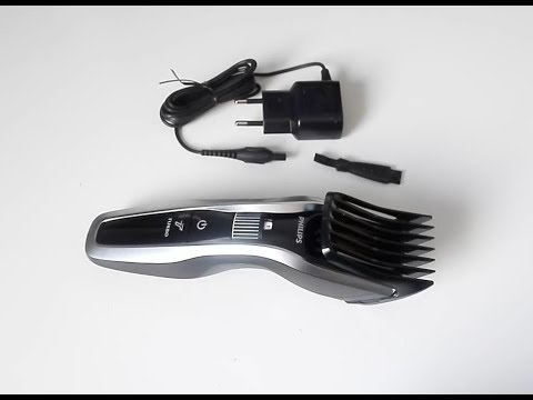 Philips Hairclipper HC 5450 15 - unboxing - YouTube ac91c6fc8c3