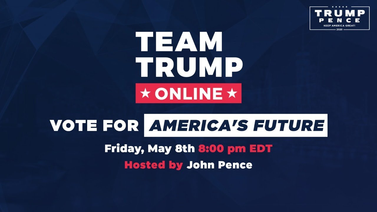 WATCH: Vote for America's Future, with Terrence Williams, Benny Johnson, and MORE