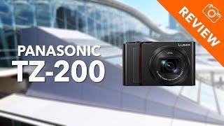 Panasonic Lumix DC-TZ200 review - Kamera Express