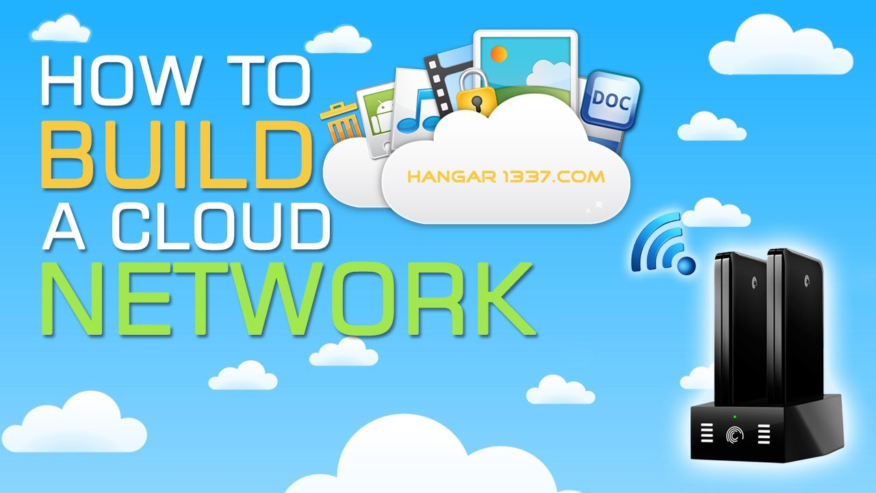 how to build your own cloud network android and ios compatible how to build your own cloud network android and ios compatible