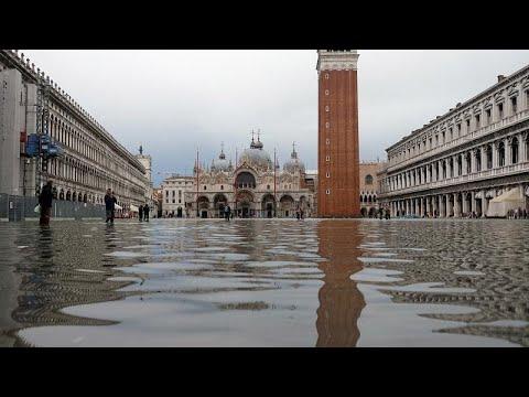 Hochwasser: Venedigs UNESCO-Welterbe-Titel