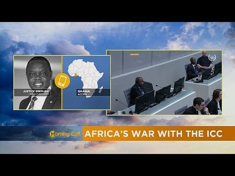 The war between the ICC and Africa [The Morning Call]