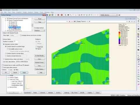 Concrete Design with Oasys software (Oasys Software Webinar)