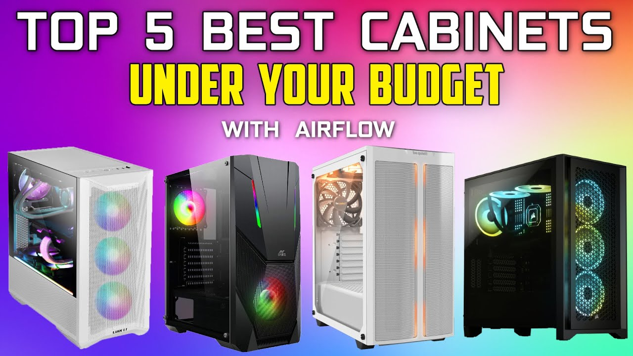 Top 5 Best Budget Cabinets in India 2020 [ HINDI ]
