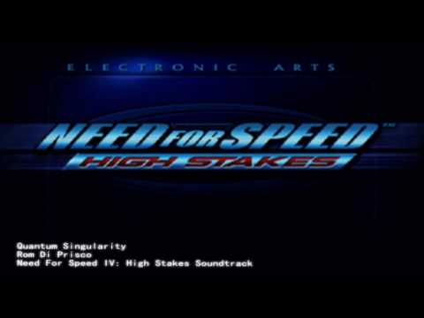 Need for Speed IV Soundtrack - Quantum Singularity