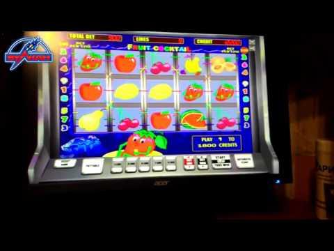 Способ победить в игровой автомат Фрукты. Игры онлайн казино карты.