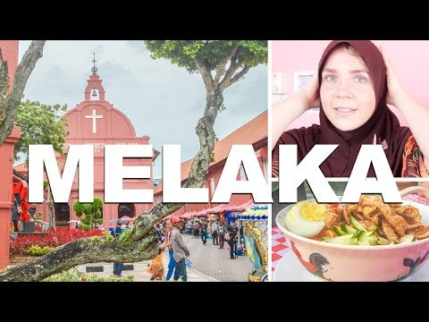 TOP THINGS TO DO IN MELAKA (MALACCA) // 2018