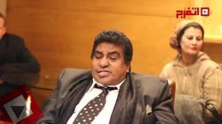 اتفرج| أحمد عدوية يحتفل بإطلاق ألبومه «الأستاذ»