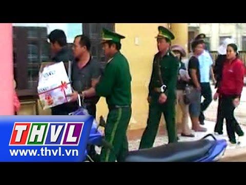 THVL | Phát hiện 2 vụ vận chuyển hàng cấm từ Lào về Việt Nam