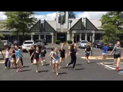 Jazz Intensive 2015 Flash Mob