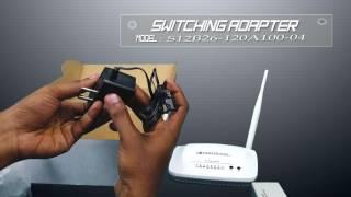 DIGISOL DG-BG4100NU - Wireless ADSL 2 /2+ Router