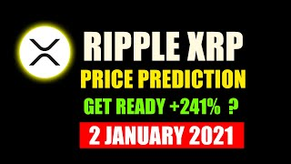 ripple xrp price prediction next target and 240% long term analysis  2nd January  2021