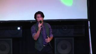 Dan Nguyen in Pinellas Park performing art center Florida 2013
