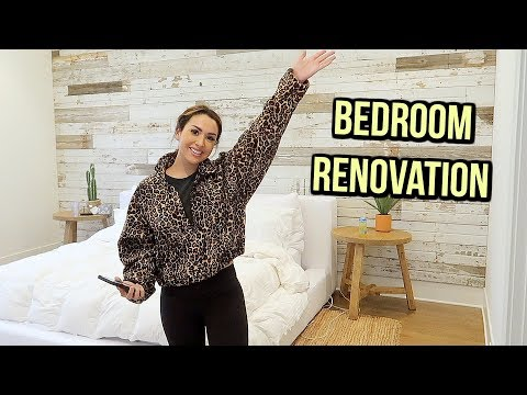 MASTER BEDROOM MAKEOVER | ALEX AND MICHAEL