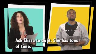 English in a Minute: One-Trick Pony