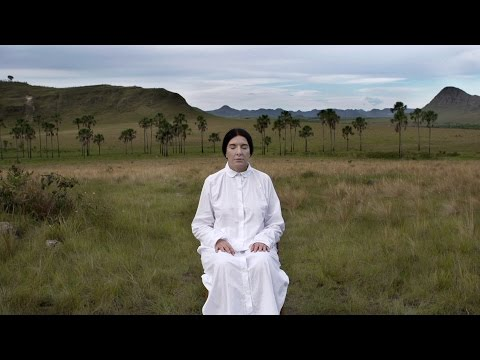 The Space In Between: Marina Abramovic in Brazil (Trailer) streaming vf