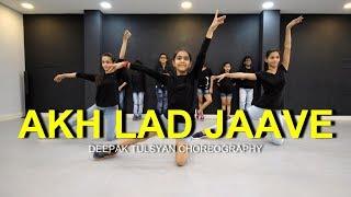 Baixar Akh Lad Jaave Dance | Full Class Video | Kids | Loveyatri | Deepak Tulsyan Choreography