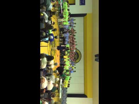 Jordan catholic school spring program part 2