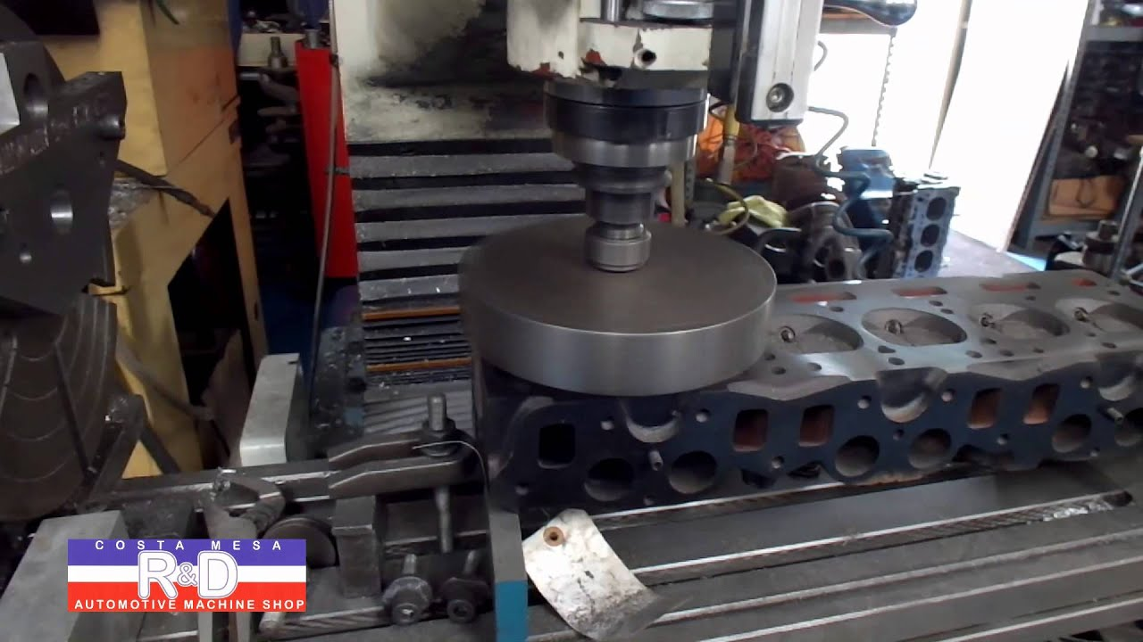 Cylinder Head Resurfacing : Triumph tr cylinder head resurfacing to raise
