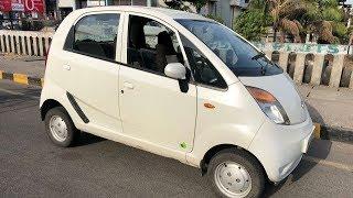 Dünyanın En Ucuz Otomobili Hintli Tata Nano Üretimden Kaldırıldı