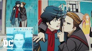 SUPER SONS   Official Graphic Novel Trailer