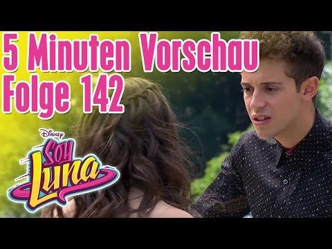 5 Minuten Vorschau - SOY LUNA Folge 142 || Disney Channel