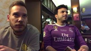 VIDEOREACCIÓN DEL PSG 1-2 REAL MADRID EN CHAMPIONS LEAGUE | CULÉ vs MADRIDISTA