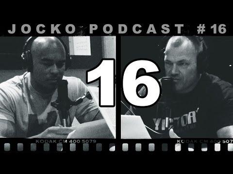 Jocko Podcast 16 - With Echo Charles | Machete Season