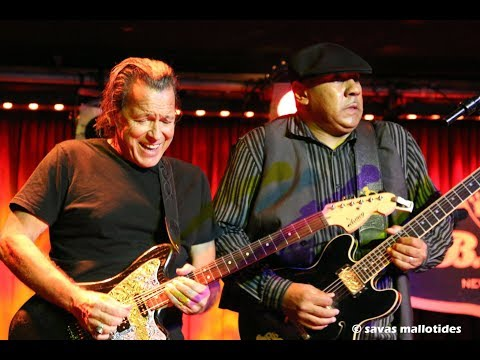 RONNIE BAKER BROOKS & TOMMY CASTRO ▪ Honey, Hush! ▪ NYC 10/10/17