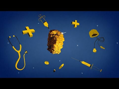 Tiny treasure: The future of nano-gold